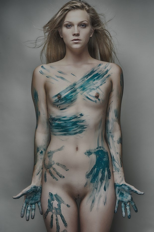 Charlie  Body Painting Photo by Photographer StromePhoto