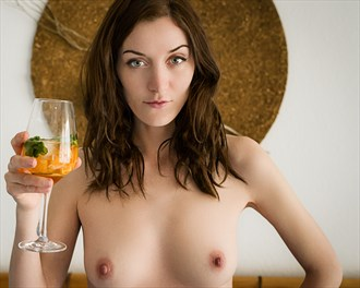 Cheers. Artistic Nude Photo by Photographer Steven World