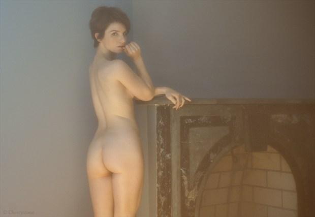 Cherrystone Artistic Nude Photo by Model Nathalia Rhodes