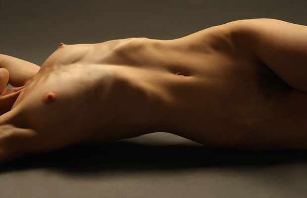 Chestcape II Artistic Nude Photo by Model Mauvais