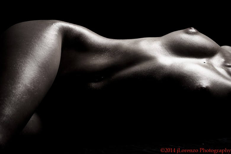 Cheyanne Artistic Nude Photo by Photographer Jon Miller