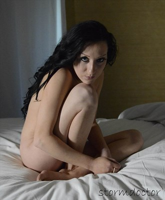 Cheyenne Sinful 1 Artistic Nude Photo by Photographer Stormdoctor