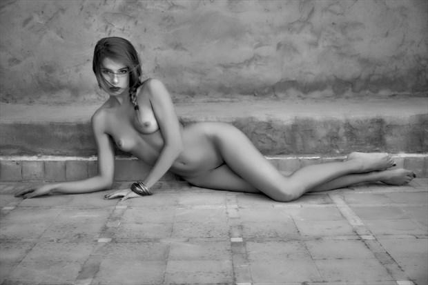 Chiara Artistic Nude Photo by Photographer StromePhoto