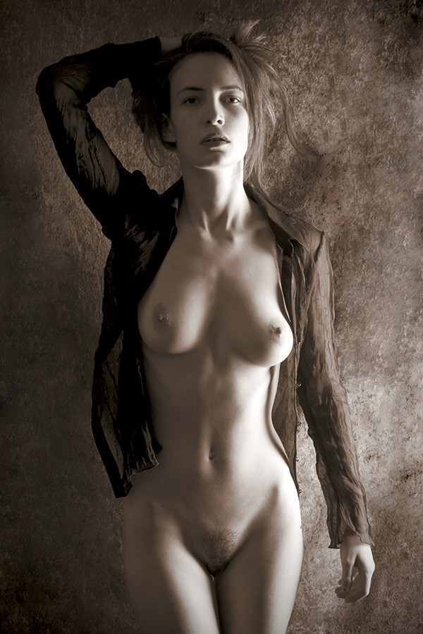 Child of the Moon Artistic Nude Photo by Photographer Mick Waghorne