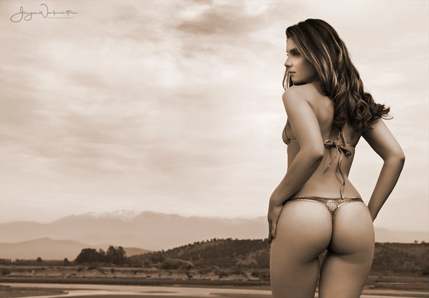 Chilean Landscape Artistic Nude Photo by Photographer Photowerk