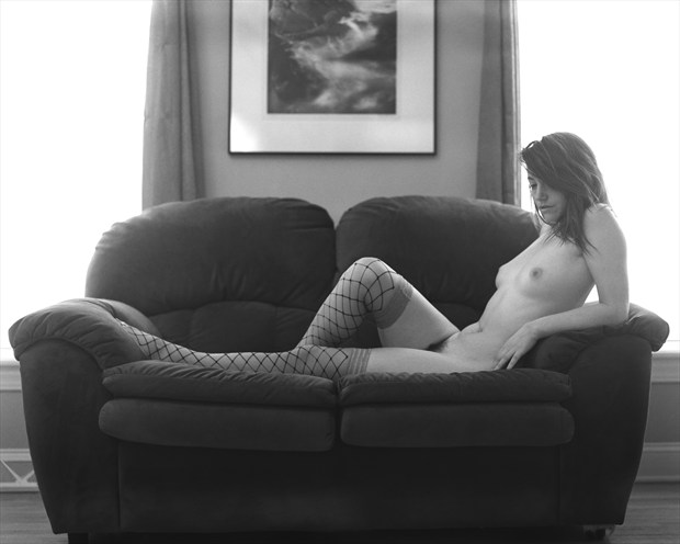 Christelle Rose Artistic Nude Photo by Photographer DKA