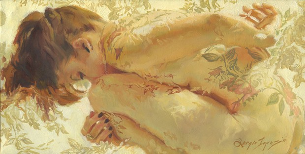 Chromatella Artistic Nude Artwork by Artist Main Loop
