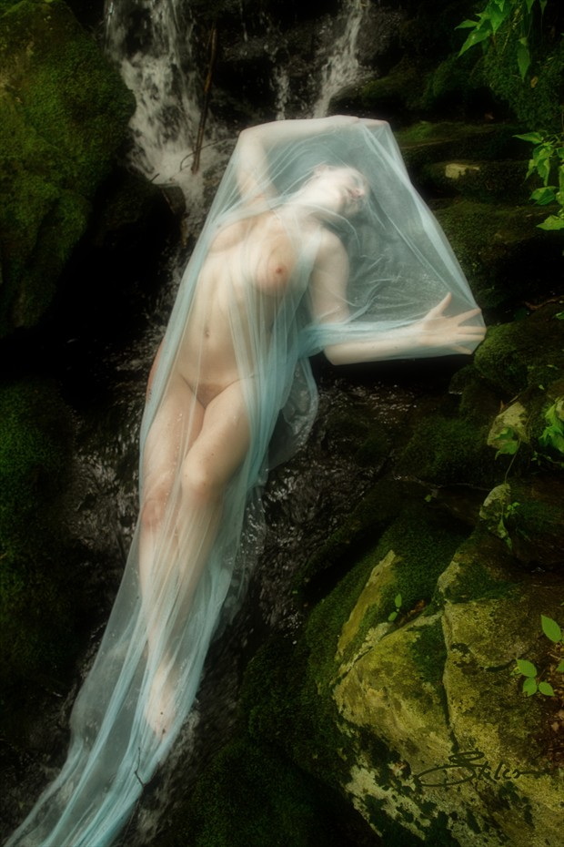 Chrysalis Artistic Nude Photo by Artist Kevin Stiles