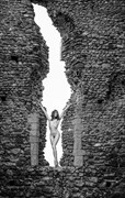 Church Ruins   Rent Assunder Artistic Nude Photo by Photographer Richard Maxim