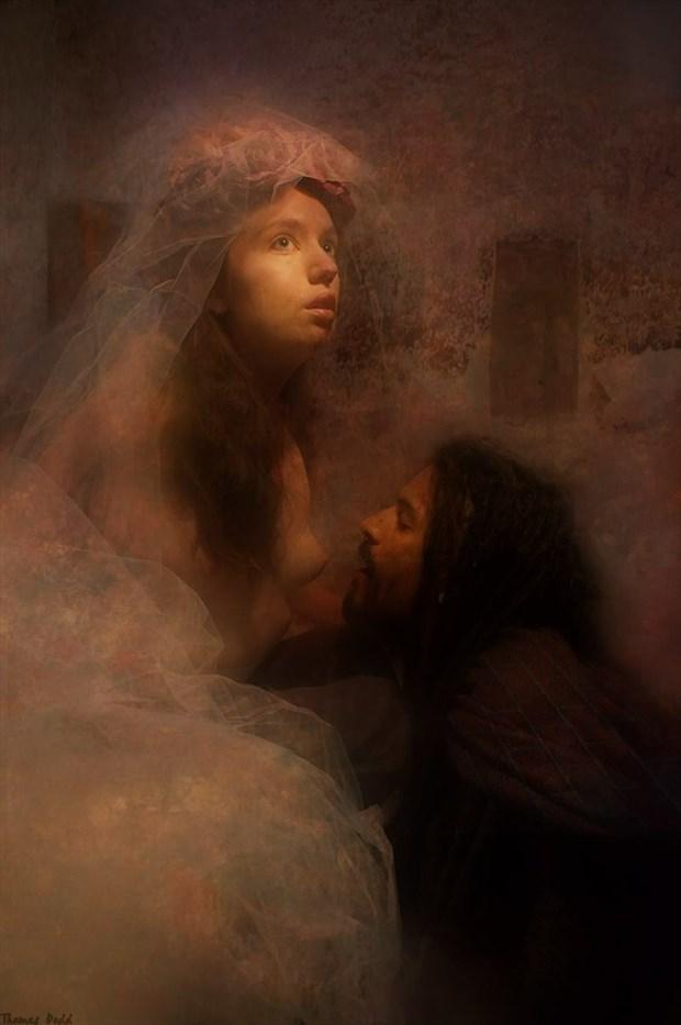 Chwyfleian (alternate edit)  Artistic Nude Photo by Model Jocelyn Woods