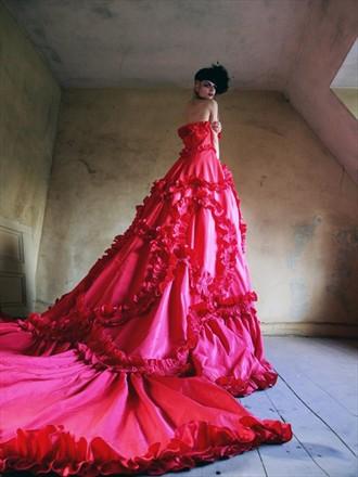 Cinamagic magazine Fashion Photo by Model alissa