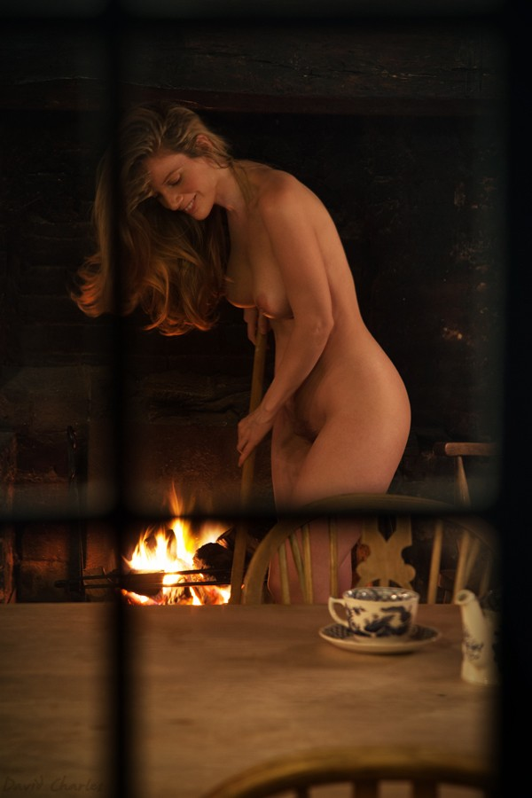 Cinders Artistic Nude Photo by Model Muse