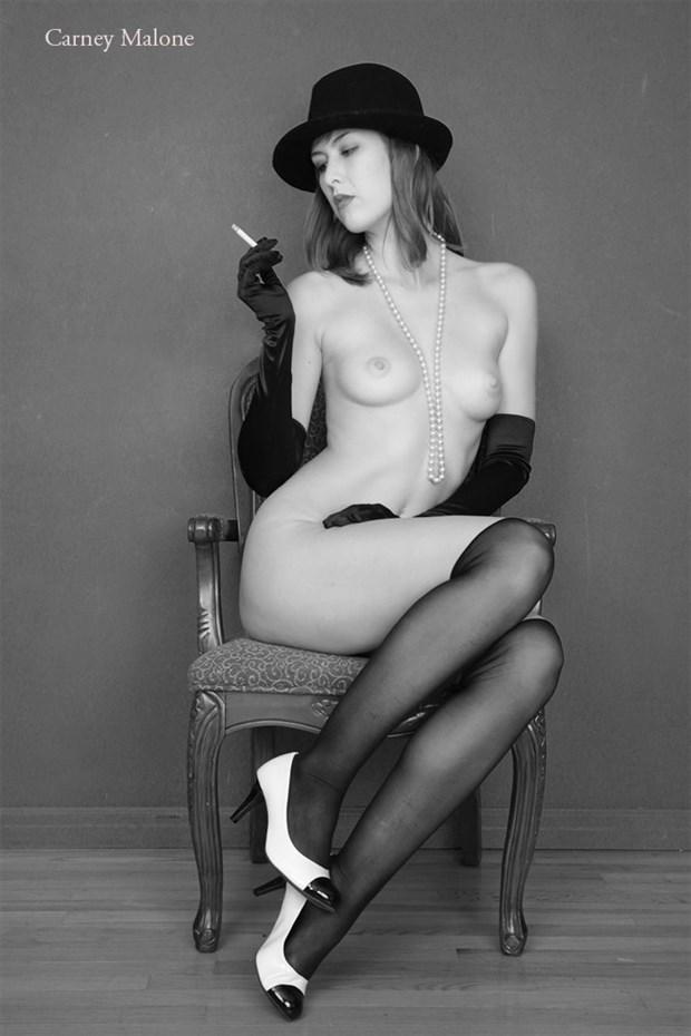Cinema Noir Cosplay Photo by Photographer Carney Malone