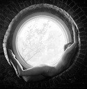 Circular Nude Artistic Nude Photo by Photographer Andrew Kaiser