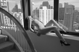 City Views Artistic Nude Photo by Photographer Tim Ash