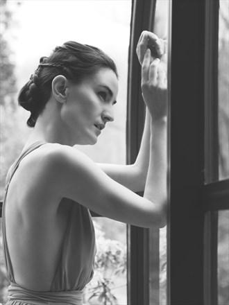 Classic Beauty Sensual Artwork by Photographer Calengor