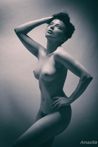 Classic Diaz Artistic Nude Photo by Photographer Amazilia Photography