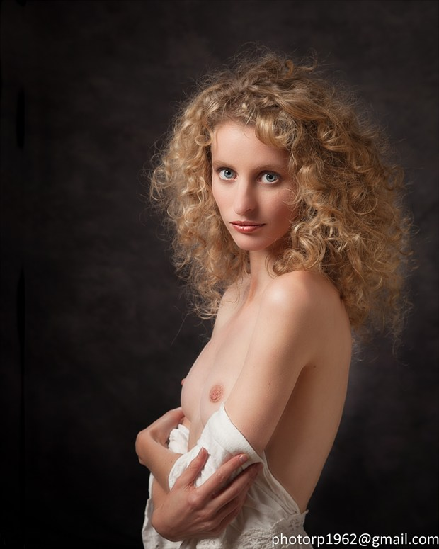 Classic Nude Portrait Artistic Nude Photo by Photographer PhotoRP