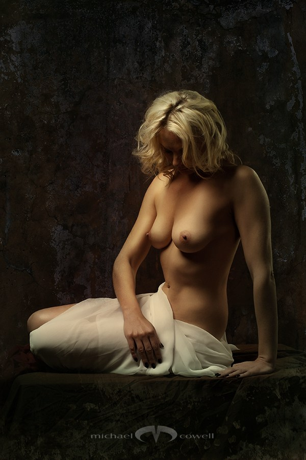 Classical Series 02 Artistic Nude Photo by Photographer Michael Cowell
