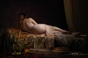 Classical Series 05 Artistic Nude Photo by Photographer Michael Cowell