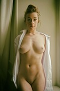 Classical Vision Artistic Nude Artwork by Model Rosa Brighid