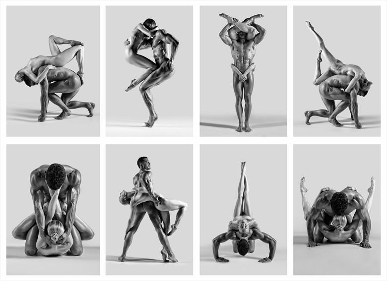 Classics Artistic Nude Photo by Model Joe Mackey