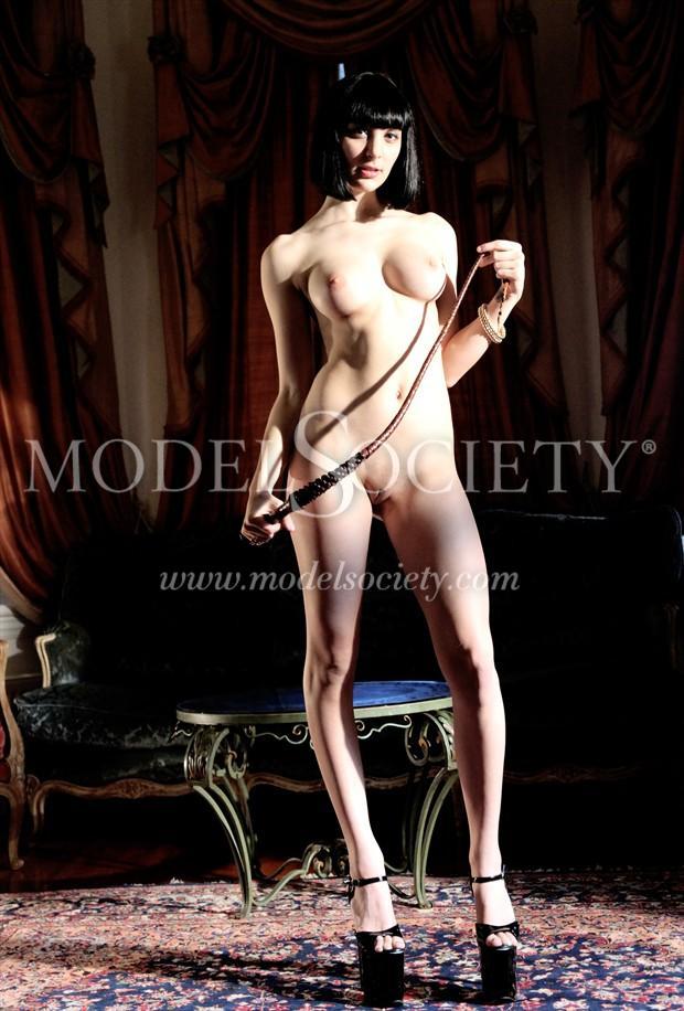 Cleo 1 Artistic Nude Photo by Photographer Raphaelangelo