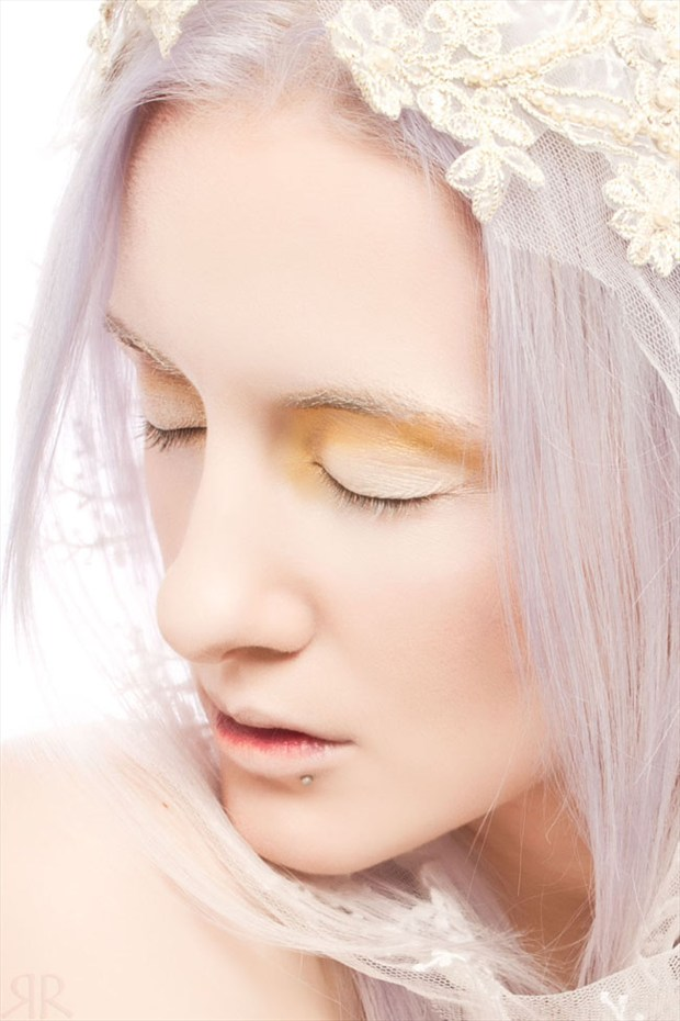 Close Up Emotional Photo by Model Ryann S