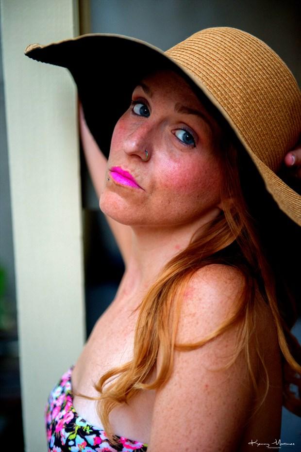 Close Up Fashion Photo by Model Sachea Nicole