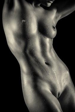 Close Up Figure Study Photo by Photographer MaxOperandi