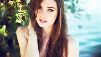 Close Up Implied Nude Photo by Photographer Matseliukh1