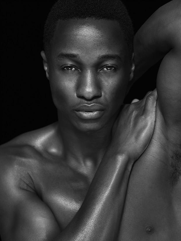 Close Up Photo by Model Paul Osei