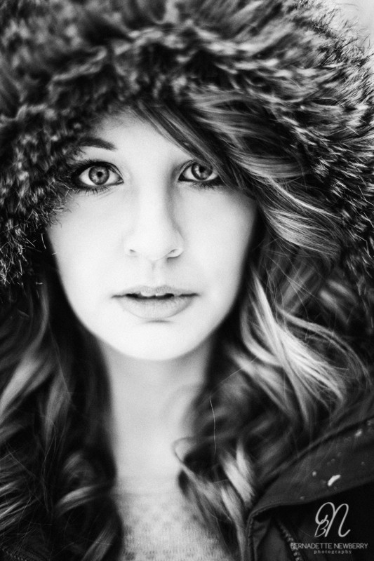 Close Up Portrait Photo by Photographer Bernadette Newberry