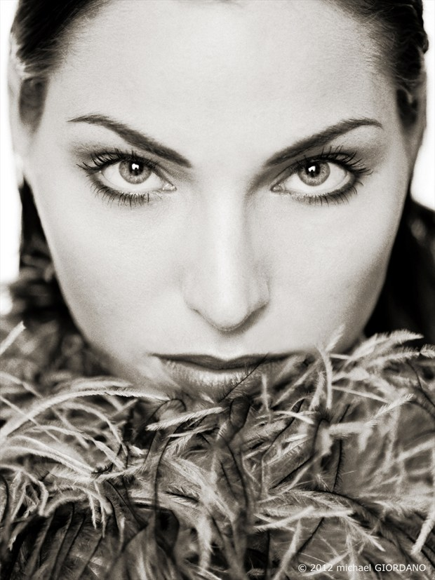 Close Up Portrait Photo by Photographer michaelGIORDANO