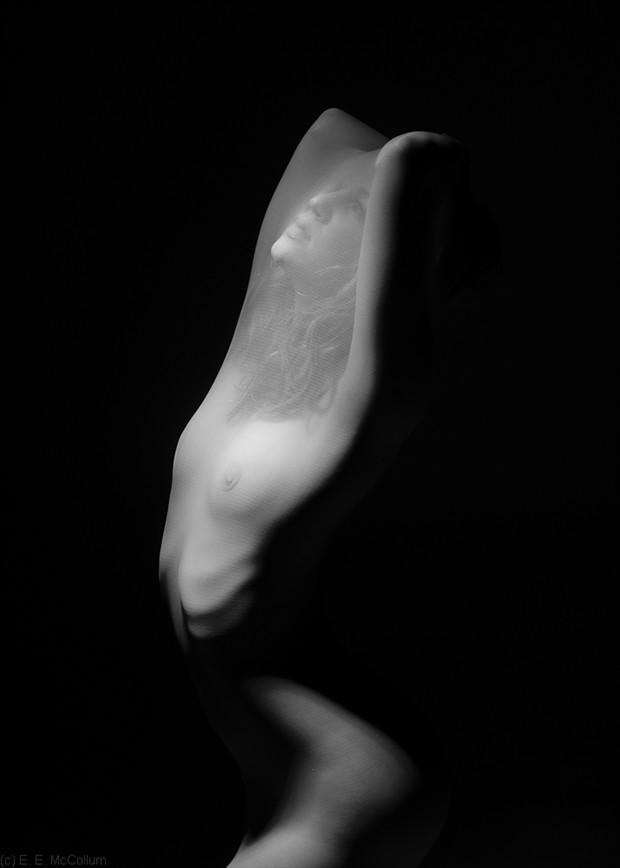 Cocoon Series %2359 Artistic Nude Photo by Photographer E. E. McCollum
