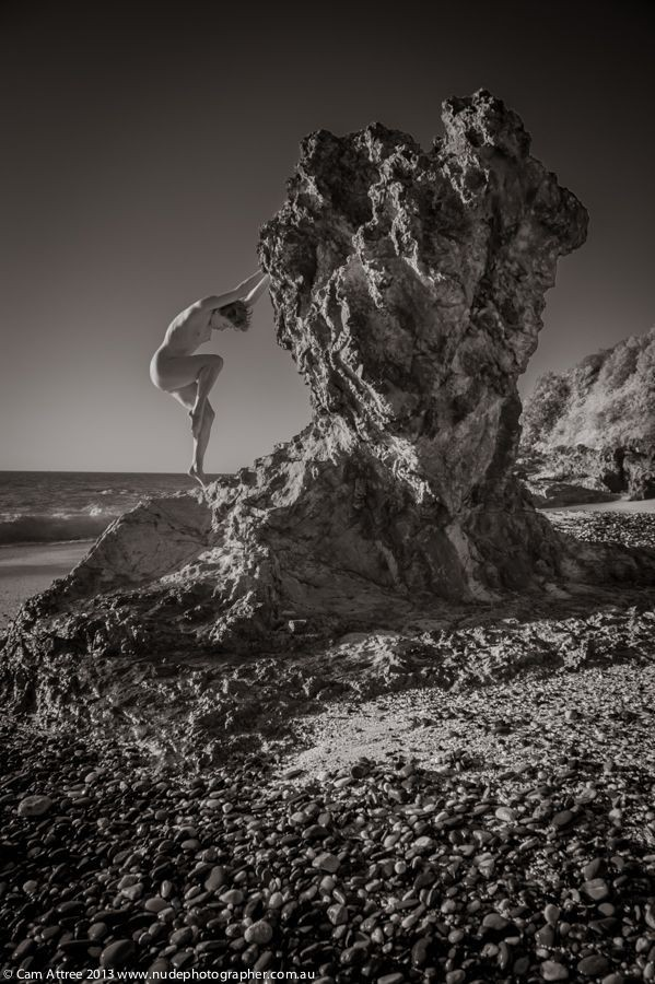 Coff's Harbour Artistic Nude Photo by Model Stephanie Anne