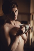 Coffee break Artistic Nude Photo by Photographer GerardChillcott