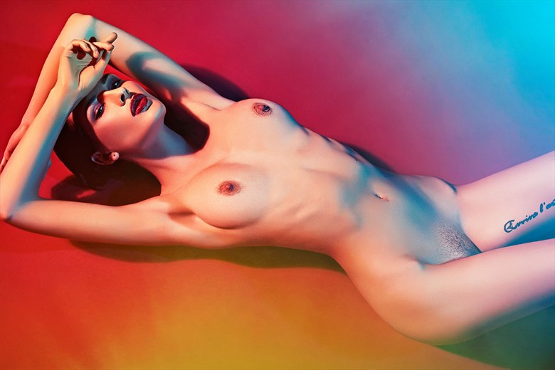 Colors 01 Artistic Nude Photo by Photographer Lucas Toma