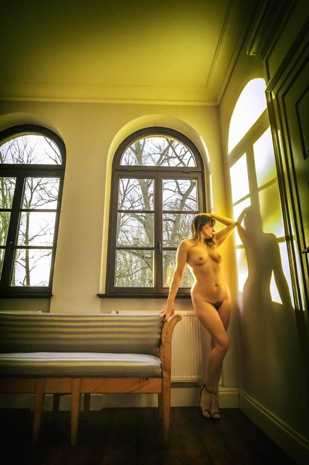 Colours & Shadows Artistic Nude Photo by Photographer BenGunn