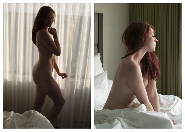 Comfortable in her own Skin Artistic Nude Photo by Photographer Mr. Fuhr