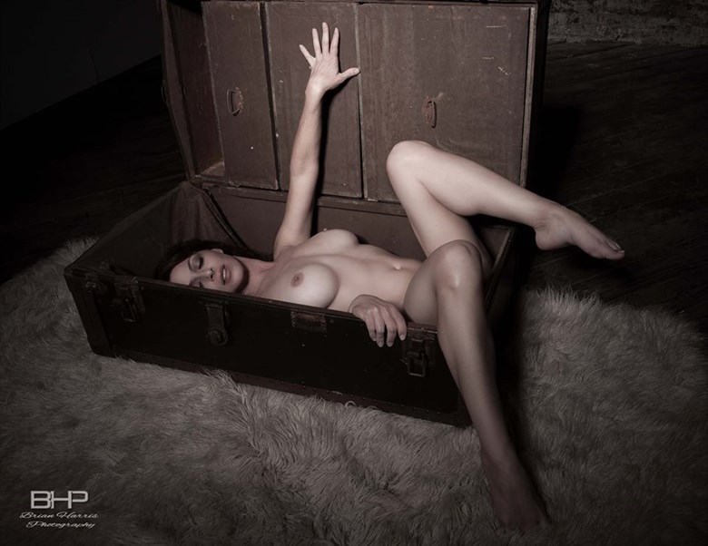 Coming Out Artistic Nude Photo by Model Colby Fiore