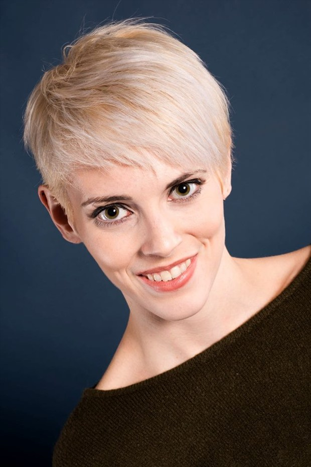 Commercial Headshot Portrait Photo by Model Adrien Michaels
