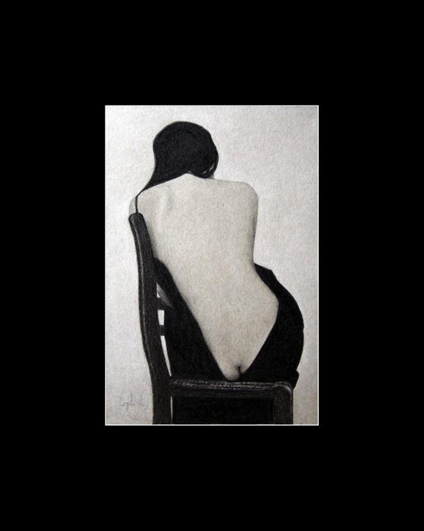 Concerto Erotic Artwork by Artist George Paul Miller