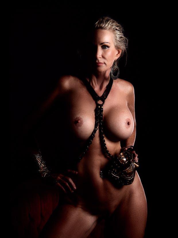 Concubine Revealed  Erotic Photo by Model Sirsdarkstar