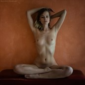 Contemplate this... Artistic Nude Photo by Photographer Randall Hobbet