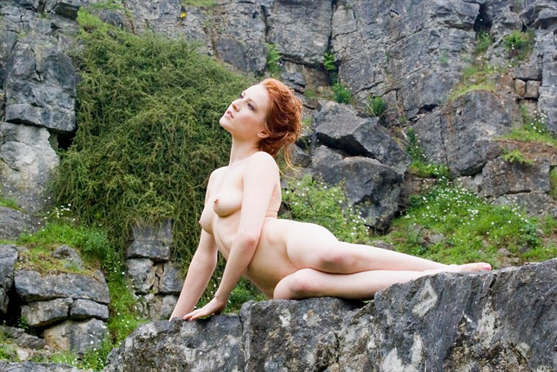 Contemplation Artistic Nude Photo by Photographer StevePl