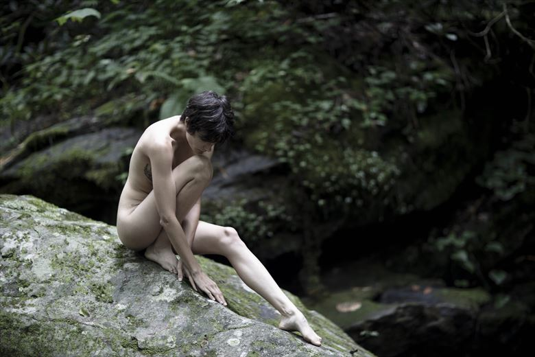 Contemplation Artistic Nude Photo by Photographer Toby_Mauer