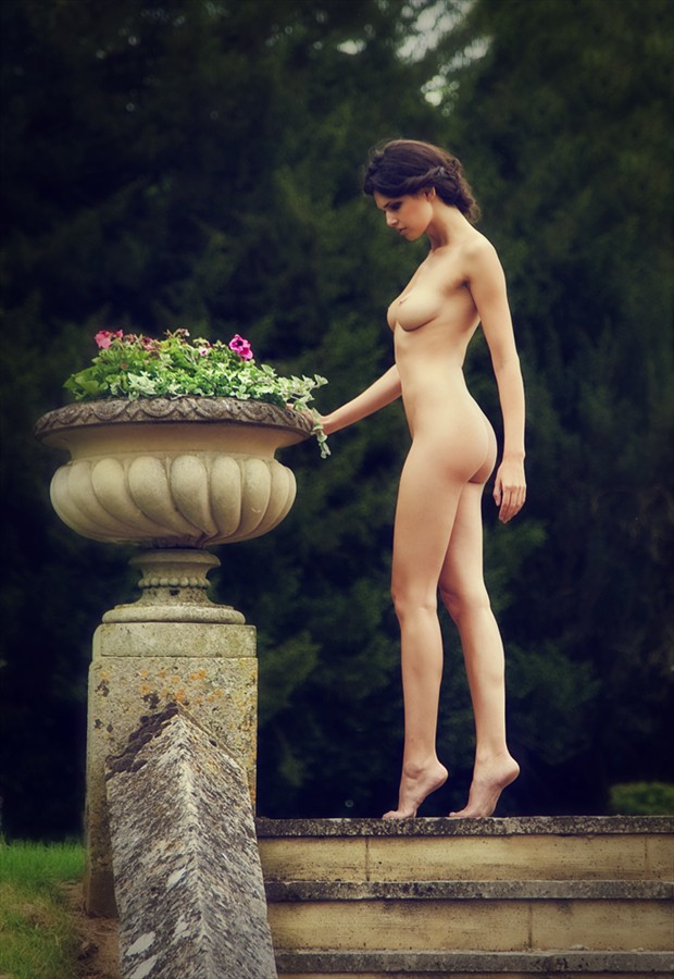 Contemplation of Summer Artistic Nude Photo by Photographer MaxOperandi
