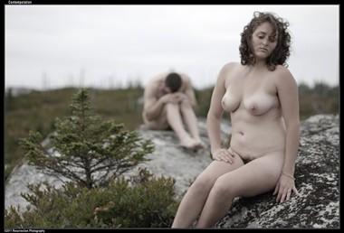 Contempolation Artistic Nude Photo by Photographer Resurrection_Photo