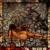 Contrast %233 Artistic Nude Artwork by Artist NKozis